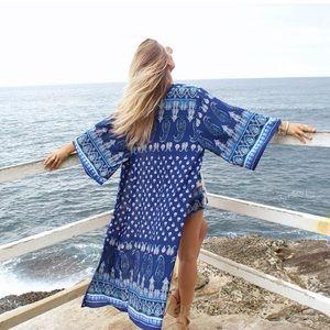 SALE NEW Boho Cover Ups Kimono Summer Bikini's